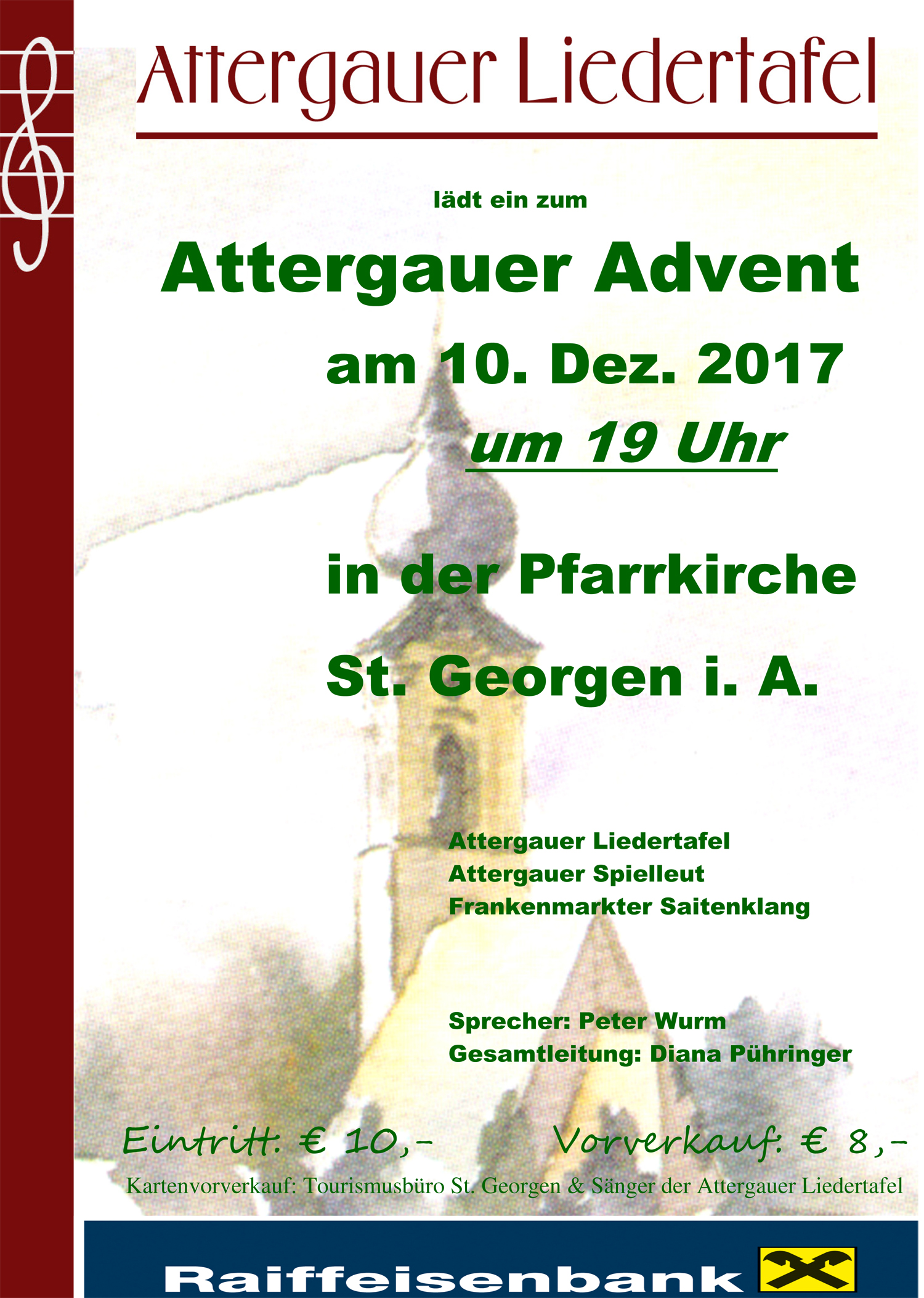 Attergauer Advent 2017